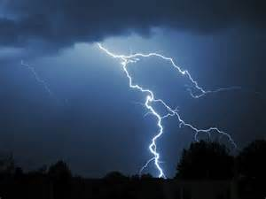 Lightning And Thunder Why Are We Getting Thunder And Lightning Met Office
