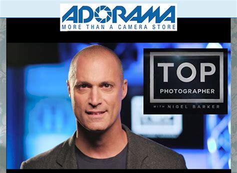 adorama's top photographer web series digital imaging