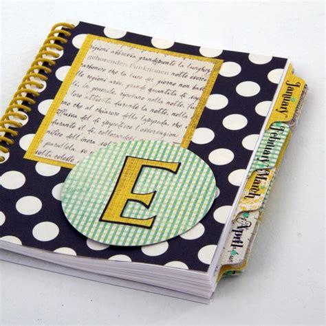 ellie design small personalized planner by shopitsjustemmy