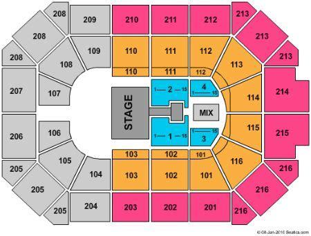 allstate arena floor plan seating chart allstate arena allstate arena seating