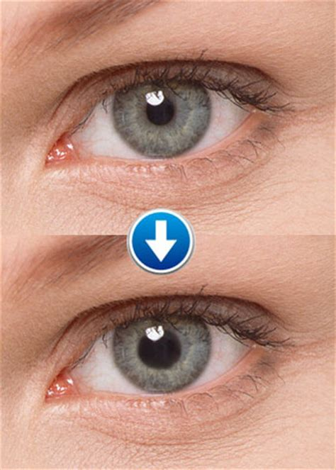 gray eyes infrared contact lenses that can see invisible ink