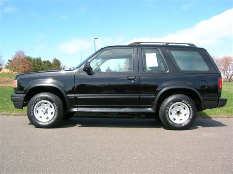 1994 mazda navajo information and photos momentcar