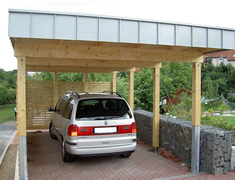 Bedachung Terrasse by Carport Bedachung Carport 2017