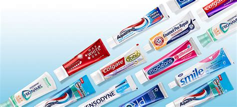 best paste choosing the best toothpaste which