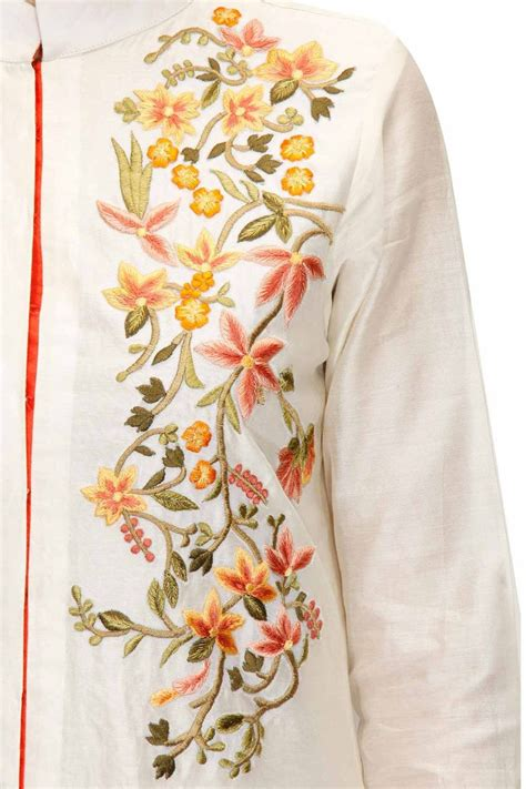 Handmade Embroidery Designs Suits - work embroidery designs on suits makaroka