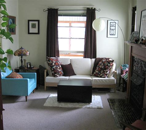 interior design tips to make small living rooms look