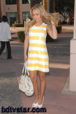 Get A Yellow Dress Like Hayden Panetierre by Indian Choti Hayden Panettiere Pretty In Yellow