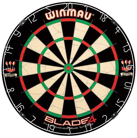winmau dartboard in cabinet winmau professional dart set comes with blade 4
