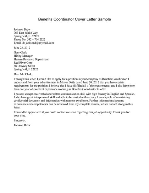 cover letter template non profit cover letter templates