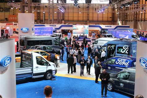 ford stand overview   cv show  commercial vehicle dealer