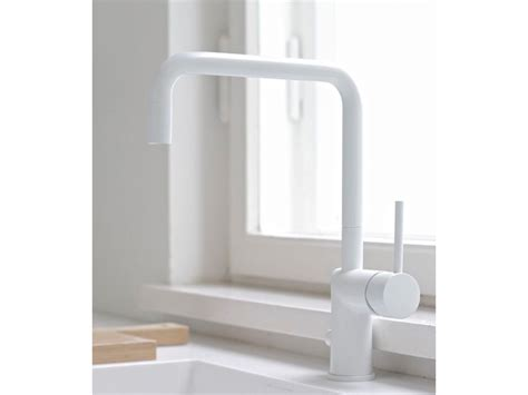 small kitchen faucet this look utilitarian kitchen in melbourne australia remodelista