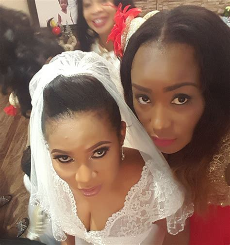 actor and actress from ebonyi state photos from actress chita agwu s white wedding
