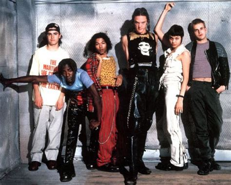 Hackers Fashion by Hackers And 90s Cyberpunk Style Inspiration Http