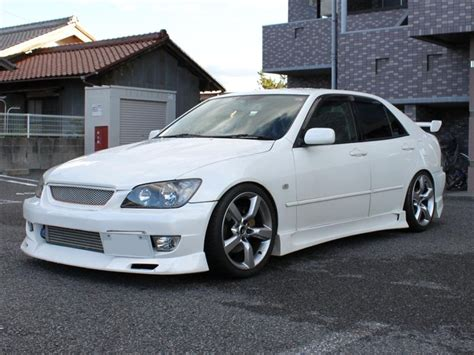 Altezza S Cool Car Things