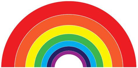 seven colors of the rainbow books rainbows chris ramazani
