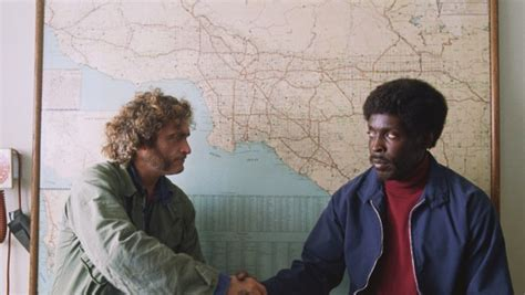 michael k williams vice over 45 new inherent vice images featuring joaquin phoenix