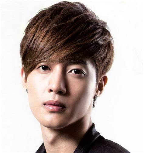 the heir korean hair style korean mens hairstyle names hairstyles