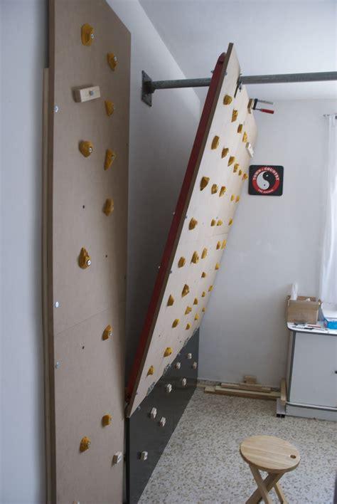 rocodromo en casa rocodromo casero pared escalada casera