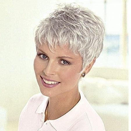 pixie haircut gray hair haircuts models ideas