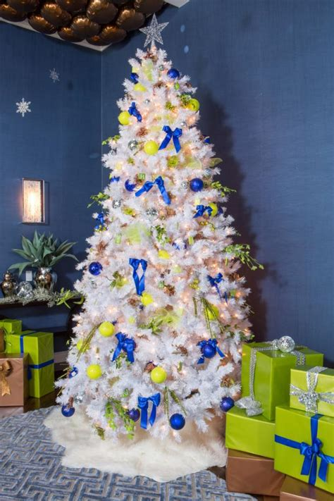 christmas trees at wilkinsons non traditional color palettes hgtv s decorating design hgtv