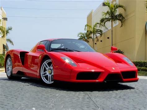 Red Ferrari Enzo by Ferrari Enzo Red Black 2003 Craptivate