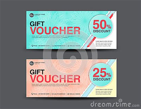 graphic design gift card template portfolio discount voucher template coupon design ticket get