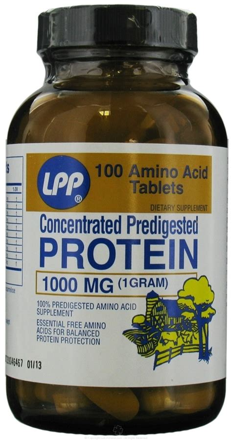 protein tablets buy twinlab lpp predigested protein tablets 1000 mg