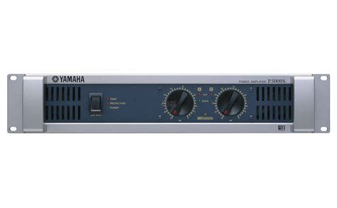 Power Lifier Yamaha P5000s yamaha p5000s 2600w power lifier at audio works