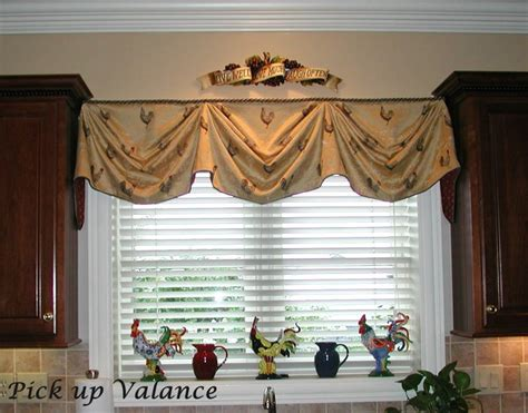houzz kitchen curtains board mounted valances traditional kitchen other metro by the interiors workroom inc
