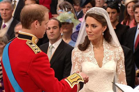 Royal Wedding William Kate Exchange Vows by Royal Wedding Of Prince William And Catherine Middleton