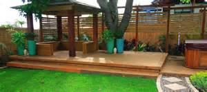 balinese garden modern home design and decor