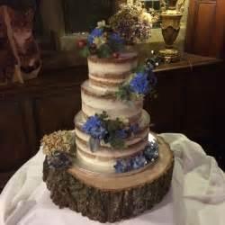 naked wedding cake  whitley hall hotel
