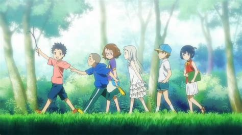 reddit anime anohana review quot anohana the flower we saw that day quot a