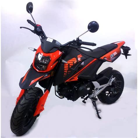 Motrac Urban M5 50cc Une moto petit budget