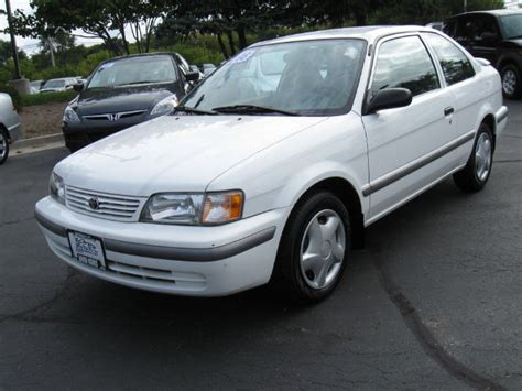 1998 Toyota Tercel User Shiba Ecomodder