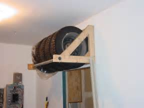 Tire Storage Garage Journal Diy Tire Storage Rack Diy Storage Racks