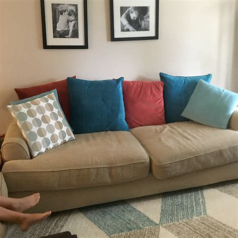 threadbare sofa postcards from the mothership