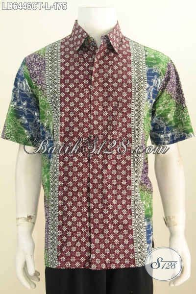 Hem Cap Tulis batik hem modern motif bagus proses cap tulis kemeja