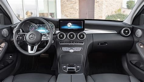 Mercedes C 2019 Interior by 2019 Mercedes C Class Sedan And Wagon Details And