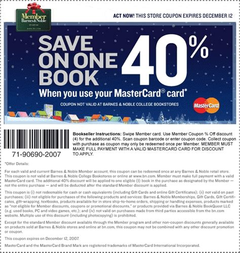 Free Barnes And Noble Gift Card Codes - barnes n nobles coupon codes coupon codes blog