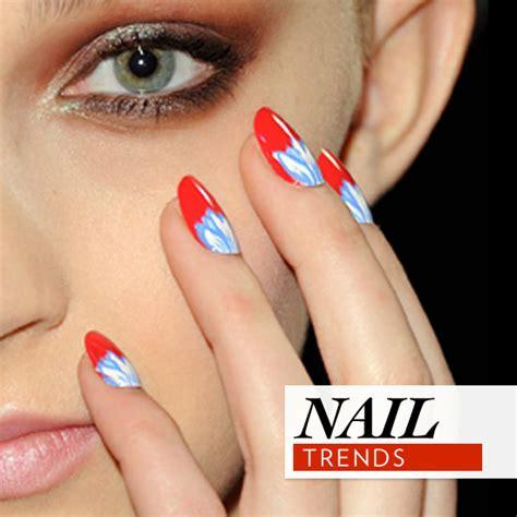 york fashion week fall  nails popsugar beauty