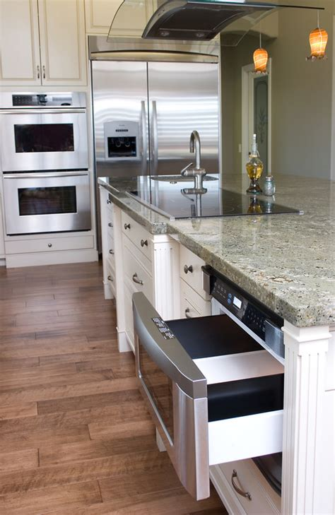 Kitchen Design Minneapolis by 3 Places To Put Your Microwave Besides Over The Range