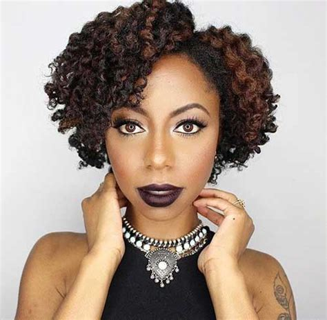 how to bring out curls in black hair how to bring out curls in short black hair braid out