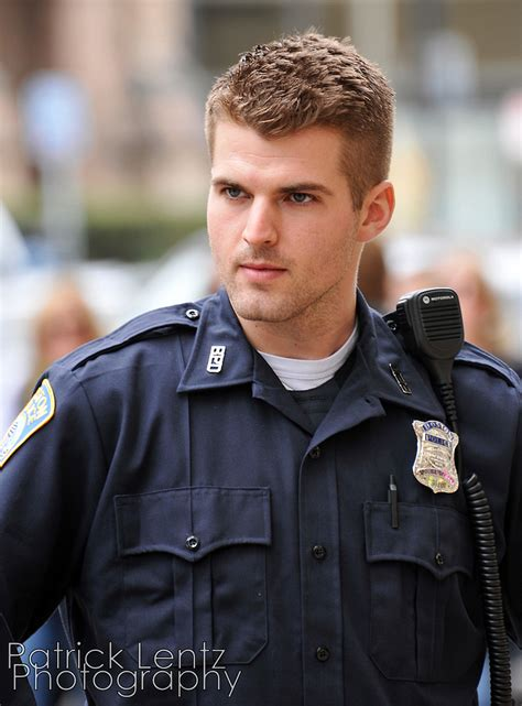 hairstyles for police officers handsome police officers google search cute guys