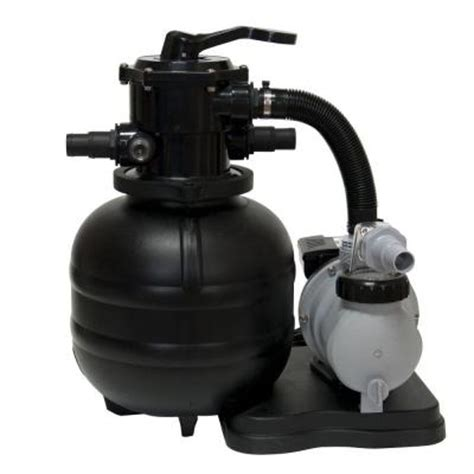 blue wave sand pro 550 sand filter system with 1 2 hp