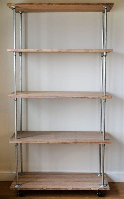 industrial shelving diy diy