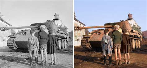 fotos antiguas a color fotos hist 243 ricas en blanco y negro pasadas a color 161 guau