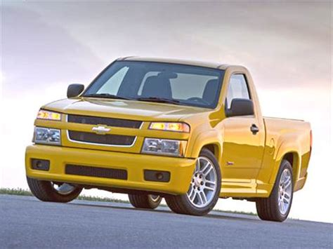 2005 chevrolet colorado regular cab pricing ratings