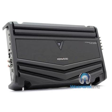 Kenwood Power Lifier Kac X5d 5 Ch Class D kac 6406 kenwood 4 channel 400w max class ab lifier