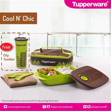 Tupperware Terbaru Tempat Makan jual tupperware cool n chic tempat makan tupperware